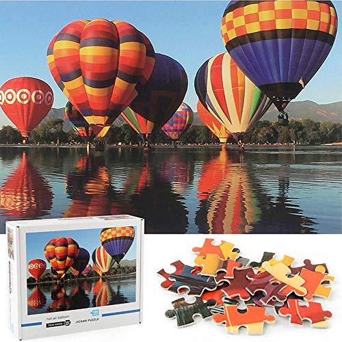 GERUI Jigsaw - Puzzle de 1000 piezas para adultos, diseño de puzle de 1000 piezas