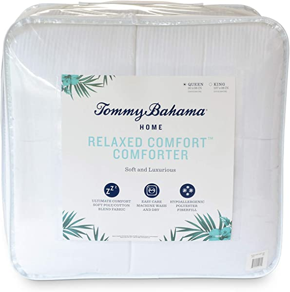 DOWNLITE Tommy Bahama Relaxed Comfort Comforter King