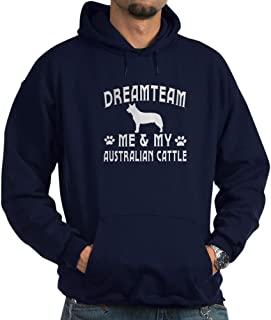 CafePress Australian Cattle Dog Designs Sweatshirt