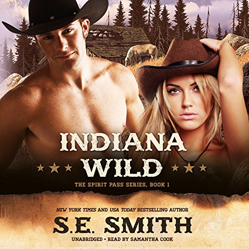 Indiana Wild audiobook cover art