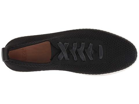 Sneaker BlackCoconut Grey UGG Sidney MilkLight PAOq0w