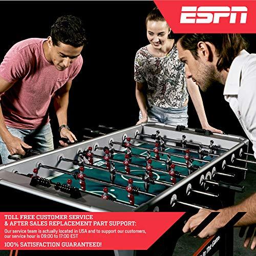 EA Sports 56en. Table de babyfoot