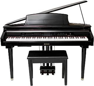 Suzuki Musical Instrument, 88-Key Digital Pianos - Home (MDG-300-BL)