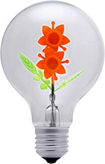 Best flower filament light bulb Reviews