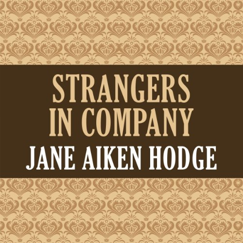 Strangers in Company audiobook cover art