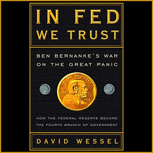 In Fed We Trust audiobook cover art
