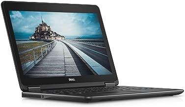 Dell Latitude E7240 Business Laptop, 12.5? HD Display, Intel Core i7-4600U, 8GB DDR3L RAM, 256GB SSD, Windows 10 Professional (Renewed)