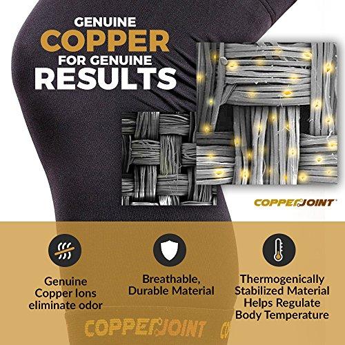 CopperJoint Rodillera