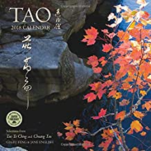 Tao 2018 Wall Calendar: Selections from the Tao Te Ching and Chuang Tsu: Inner Chapters