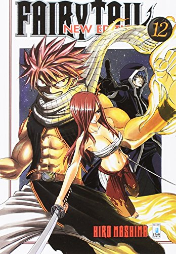 Fairy Tail. New edition (Vol. 12)