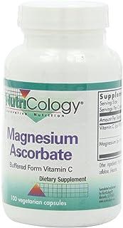 Nutricology Magnesium Ascorbate,Vegicaps, 100-Count