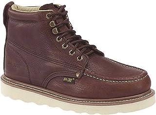 AdTec Men's 9238 Ankle Boot, Brown, 10 Medium US