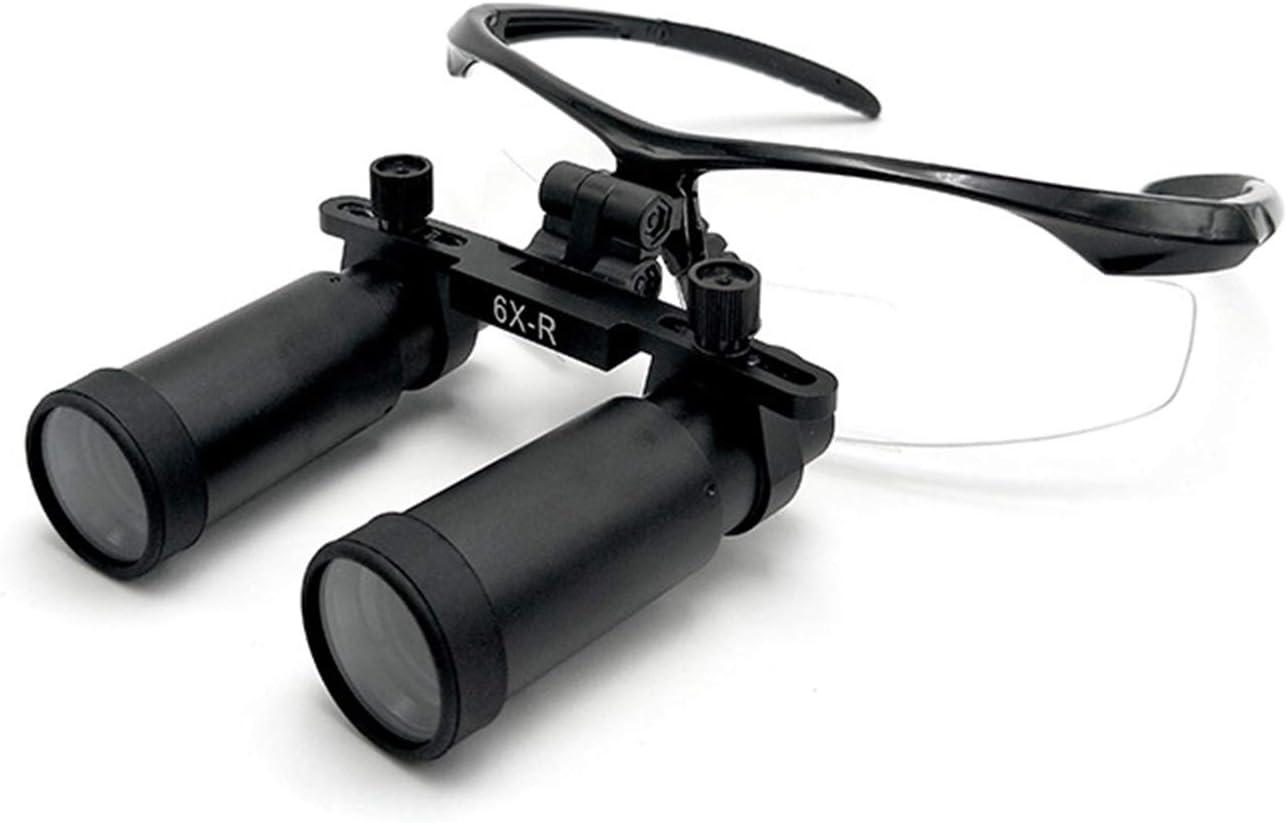 WGDSF 6X 420mm Dental Surgical Tool Easy-to-use Loupes Binocular Su New Orleans Mall Eyesight