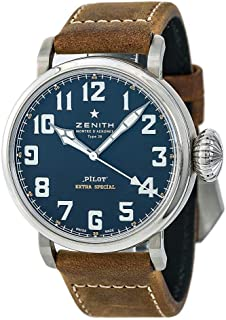 Zenith Pilot Automatic-self-Wind Male Watch 03.2430.3000/21.C738