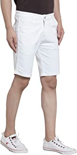 Ben Martin Men's Relaxed Shorts (BM-Shorts-White)