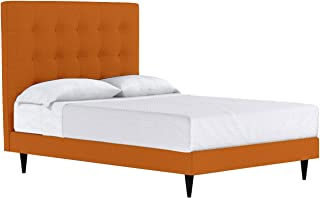 Palmer Drive Upholstered Bed, Sweet Potato, Queen