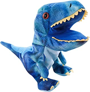 Ktyssp Animal Hand Puppets Open Movable Mouth Toy for Boys Girls
