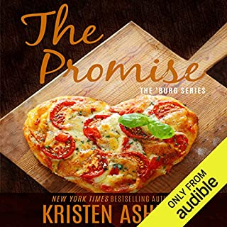 The Promise (The 'Burg Series)                   Written by:                                                                                                                                 Kristen Ashley                               Narrated by:                                                                                                                                 Amanda Bruton                      Length: 18 hrs and 3 mins     8 ratings     Overall 4.4