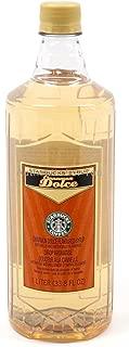 Starbucks Cinnamon Dolce Syrup (1-L.)