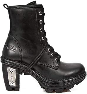 compras online de deportes New Rock M.NEOTR008 S1 Negro Negro Negro - botas, Mujeres  grandes ofertas