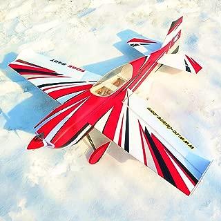 RISHIL WORLD Upgraded Edge 540T PP 15E 952mm Wingspan 3D Aerobatic RC Airplane Kit Single Item.