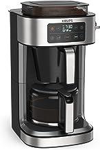Krups KM760D Aroma Partner Filterkoffiezetapparaat, uitneembare, luchtdichte koffievoorraaddoos, nauwkeurige koffieportie ...