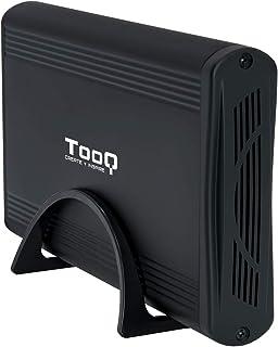 TooQ TQE-3526B - Carcasa para Discos Duros HDD de 3.5