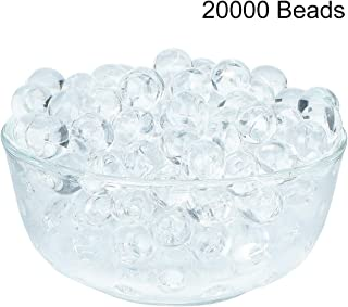 200,000 water beads with in Water Growing Dinosaurs 2.2 Pounds//36ozs HYMONA huge pack of 1KG Expandable Animals Sooper Beads Crystal Soil Water Bead Gel Vase Fille Sensory Toys