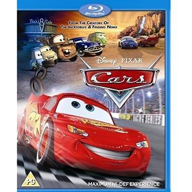 Cars [UK Import] [Blu-ray]