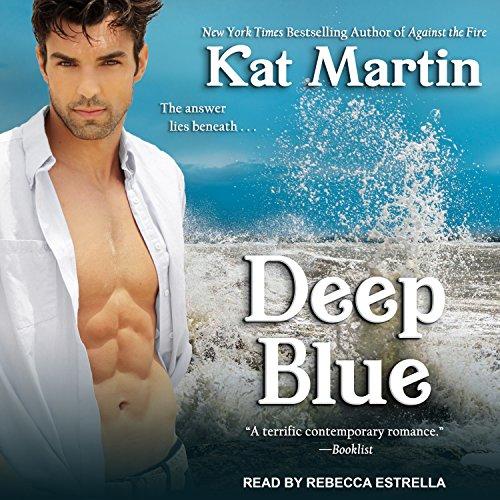 Deep Blue audiobook cover art