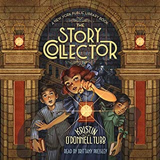 The Story Collector audiobook cover art
