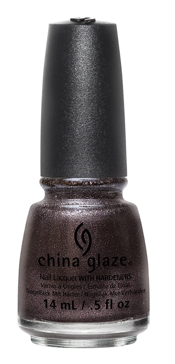 気味の悪いシュリンクグレードCHINA GLAZE The Great Outdoors Collections - Wooo You Wanna? (並行輸入品)