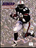 Auburn University Football Media Guide 1995