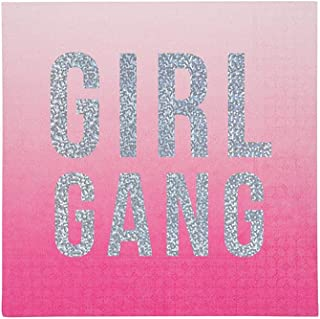 Meri Meri Girl Gang Small Napkins