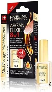 Eveline 8-in-1 Nail Regeneration Elixir with Argan 12 ml