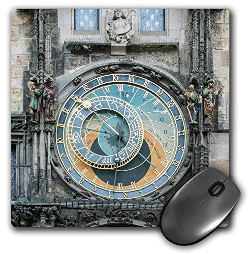 Europa Tschechische Republik Böhmen Prag Astronomische Uhr Matte Finish Mauspad