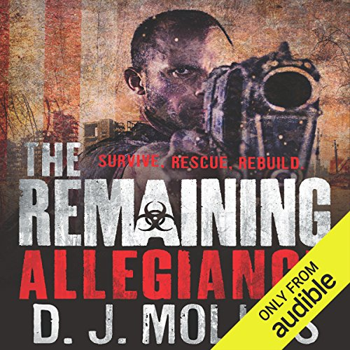 The Remaining: Allegiance audiobook cover art
