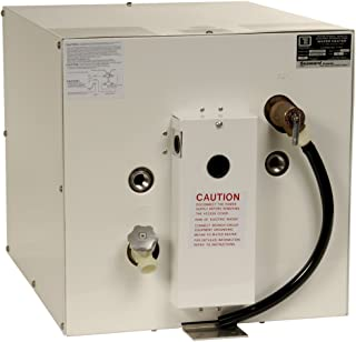 Whale Seaward 11 Gal Hot Water Heater W/Rear Heat Exchanger (Part #S1100W By Whale Marine)