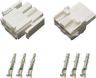 Stecker Set Steckverbinder Universal Mate N Lok 3 polig incl. Kontakten