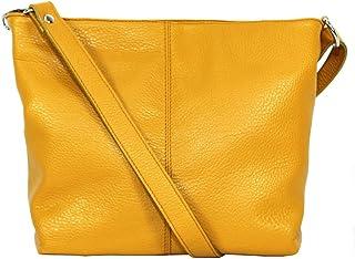 Montte Di Jinne |100% Italian Leather| Large Soft Leather Women's | Cross Body | Shoulder | Handbag | Gift for Women