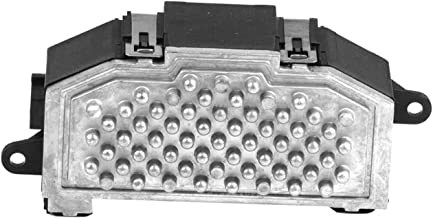 TOPAZ 3C0907521F Heater Blower Motor Resistor for Volkswagen GTI Jetta Passat CC Tiguan Audi A3 Q7 TT