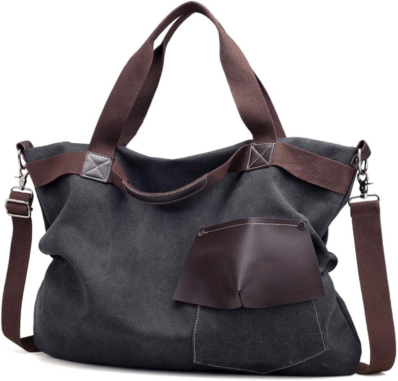 MANYIP Damen Henkeltaschen,Handtaschen & Schultertaschen, Schultertaschen, Schultertaschen, Große Kapazität,Top-Griff-Taschen mit abnehmbarem verstellbarem Schultergurt. Leinwand Handtaschen. B07NTYXDBK  Wir haben von unseren Kunden Lob erhalten. e6d5b1