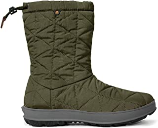 Bogs Womens Snowday Mid Snow Boot