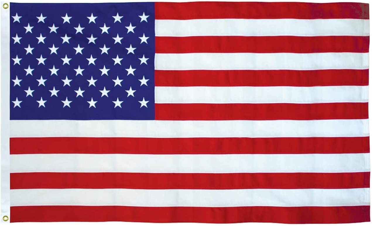 FORTISVEX American Flag Made 55% OFF in NEW Cotton 6x10 Feet USA