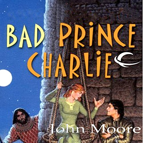 Bad Prince Charlie audiobook cover art