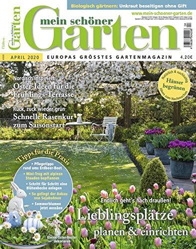 Mein schöner Garten 4/2020