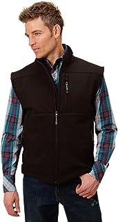 Roper Men`s Concealed Carry Softshell Vest - 03-097-0789-0524