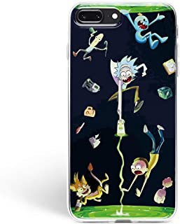 Convenient Phone Case for Apple Ipnone Art Design Silicone Durable Protective Clear Skin Cover Case