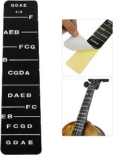 H HILABEE 9 Pezzi Tastiera per Tastiera per Chitarra Elettrica Strumento Liutaio per Chitarra