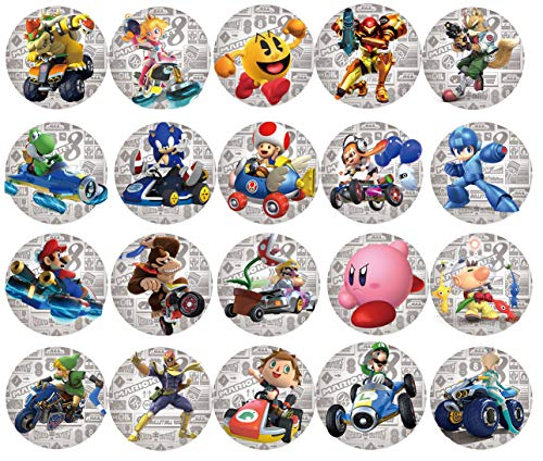 how to use your amiibo with nintendo switch SIYI shop amiibo cards NFC Game Cards for Mario Kart 8 Nintendo Switch 20pcs with Cards Holder